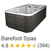 Barefoot Spas Reviews SS13